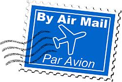 Briefmarke zum schnellen Absenden einer Nachricht an den BTTC Meteor e.V.