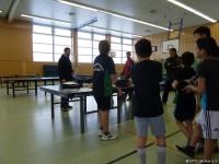 Jugend-Freundschaftsspiel Meteor-Füchse Berlin vom 06.04.2013