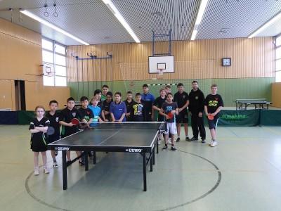 Teilnehmer Freundschaftsspiel