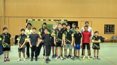 Jugendvereinsmeisterschaften 2013