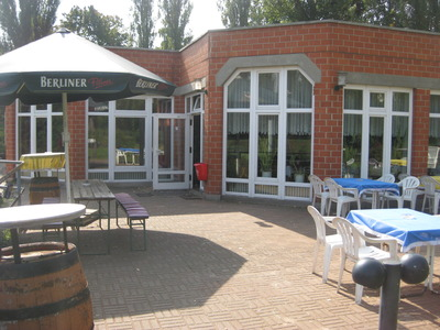 Alemannia Restaurant im Kienhorstpark