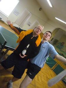 Erdmannsdorf 2014 - Mehr als nur Tischtennis :-)