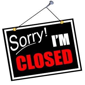 Sporthalle geschlossen - kein Training, keine Punktspiele möglich