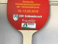 Deutsche Pokalmeisterschaften der Verbandsklassen 2018